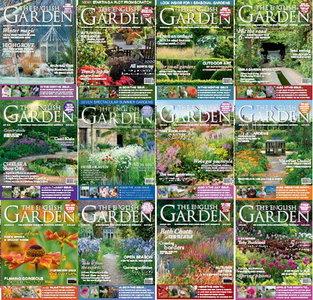 The English Garden Magazine 2009.04 - 2010.12 Full Collection