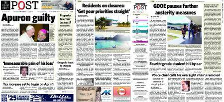 The Guam Daily Post – March 17, 2018