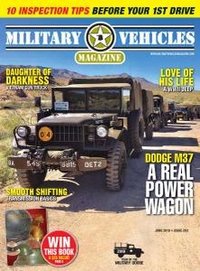 Military Vehicles - Issue 203 - June 2019