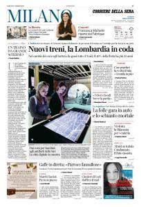 Corriere della Sera Milano - 17 Marzo 2018