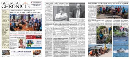 Gibraltar Chronicle – 28 May 2021