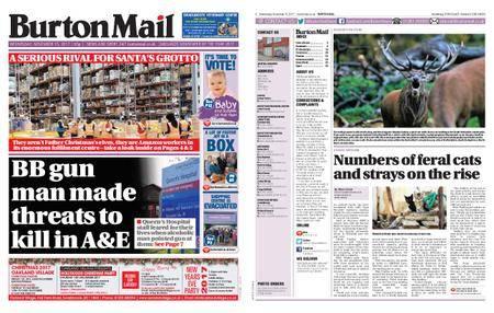 Burton Mail – November 15, 2017