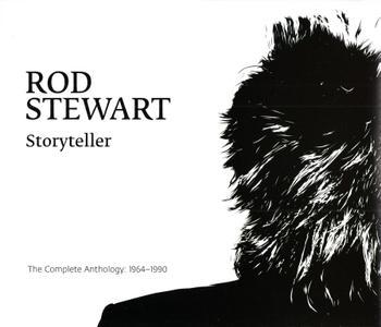 Rod Stewart - Storyteller: The Complete Anthology 1964-1990 (1989) {4CD Box Set}