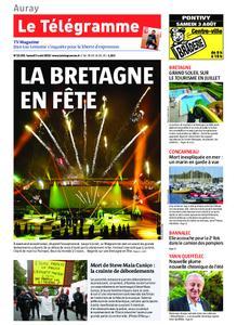 Le Télégramme Auray – 03 août 2019