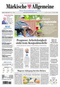 Neue Oranienburger Zeitung - 07. Oktober 2019