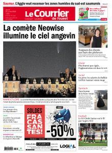 Le Courrier de l'Ouest Cholet – 23 juillet 2020