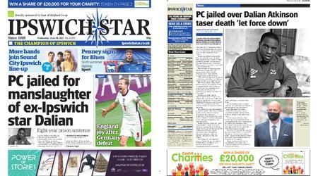Ipswich Star – June 30, 2021