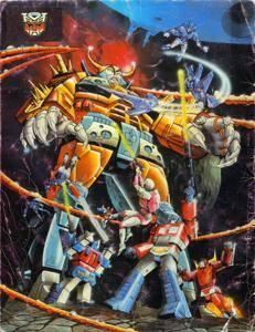 Transformers Matricás Album