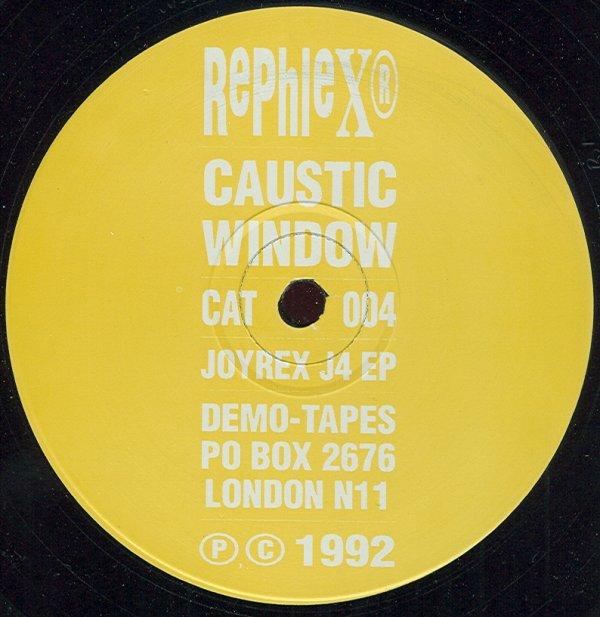 Aphex Twin Caustic Window Joyrex J4 E P Avaxhome
