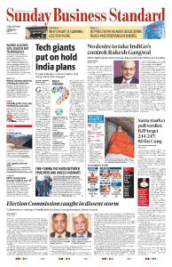 Business Standard - May 19, 2019
