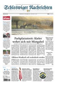 Schleswiger Nachrichten - 08. Oktober 2019