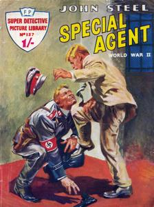 Super Detective Picture Library 157 - John Steel Special Agent [1959] (Mr Tweedy