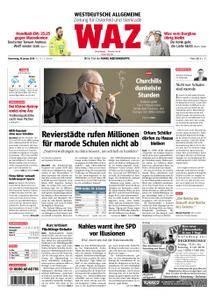 WAZ Westdeutsche Allgemeine Zeitung Oberhausen-Sterkrade - 18. Januar 2018