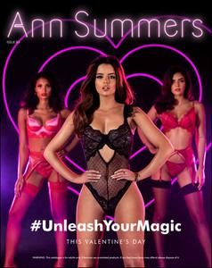 Ann Summers - Lingerie Valentine Spring Summer Collection Catalog 2020