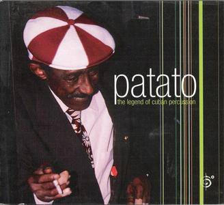 Patato - The Legend Of Cuban Percussion (2000) {Six Degrees} **[RE-UP]**