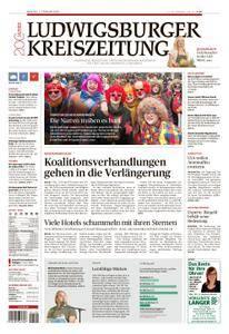 Ludwigsburger Kreiszeitung - 05. Februar 2018