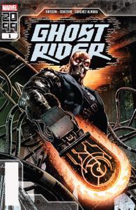 Ghost Rider 2099 001 2020 digital St Nicholas
