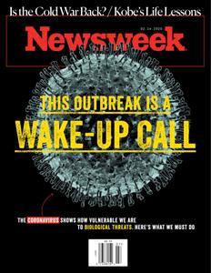 Newsweek USA - February 14, 2020