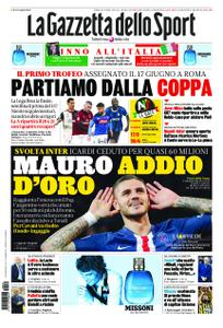 La Gazzetta dello Sport Roma – 30 maggio 2020