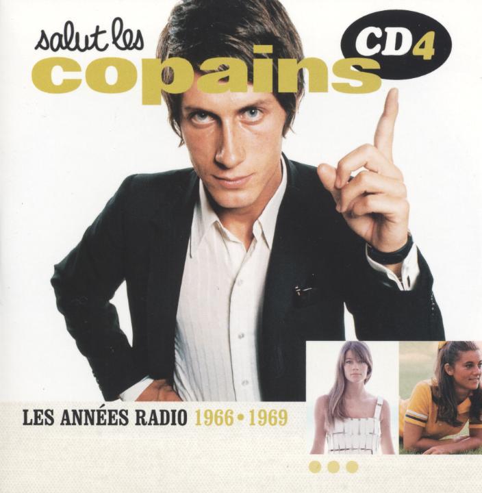 VA - Salut Les Copains 1966-1969   (2009)