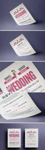 CM - Vintage Wedding Invite 2144562