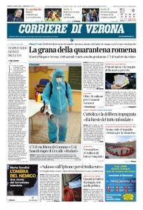 Corriere di Verona – 25 luglio 2020