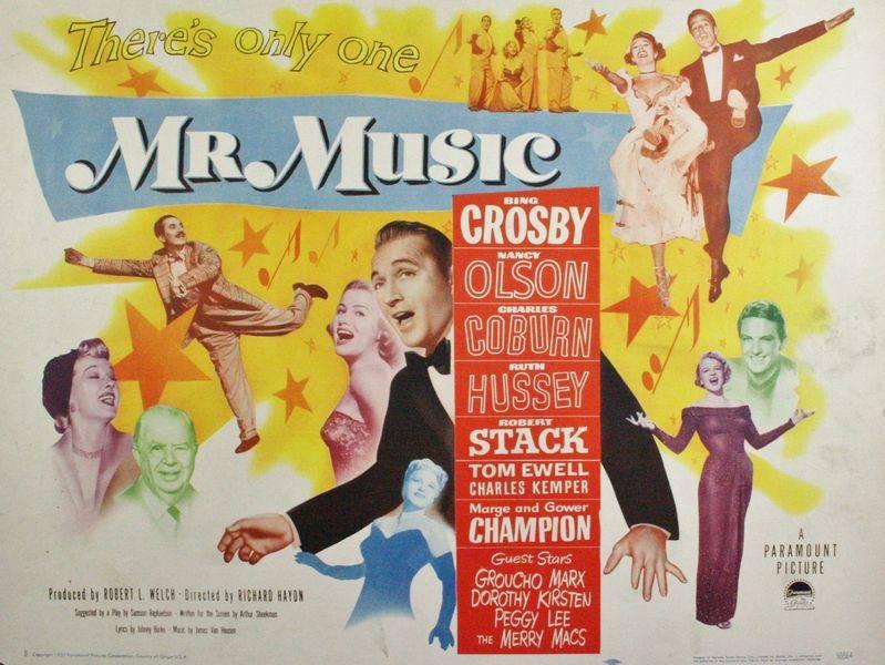 Mr. Music (1950)