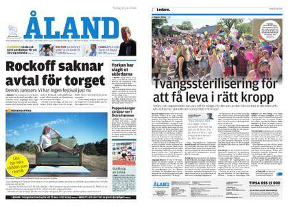 Ålandstidningen – 10 juli 2018