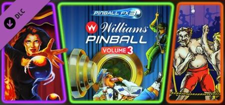 Pinball FX3 - Williams™ Pinball: Volume 3 (2019)