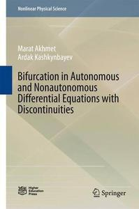 Bifurcation in Autonomous and Nonautonomous Differential Equations with Discontinuities [Repost]