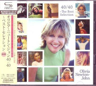 Olivia Newton-John - 40/40 - The Best Selection [2 SHM-CDs] (2010) {Japan}