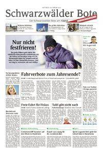 Schwarzwälder Bote Blumberg - 28. Februar 2018