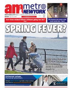 AM New York - April 20, 2020