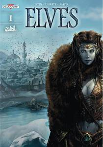 Elves 001 - The Crystal of the Blue Elves 01 of 02 2015 digital