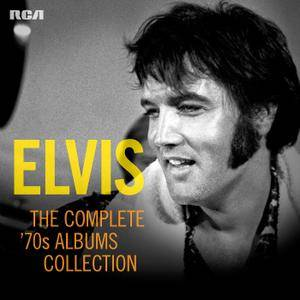 Elvis Presley - The Complete '70s Albums Collection (2015) [Official Digital Download 24/96]