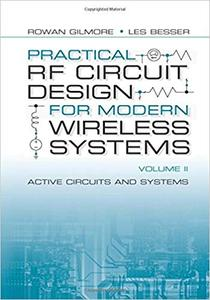 Practical Rf Circuit Design for Modern Wireless Systems, Volume II: Active Circuits (Repost)