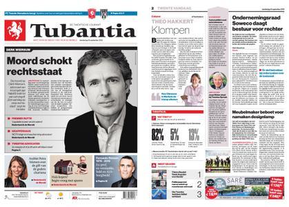 Tubantia - Enschede – 19 september 2019