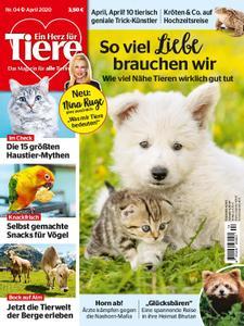 Ein Herz für Tiere – März 2020