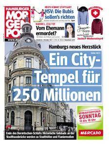 Hamburger Morgenpost - 04. November 2017