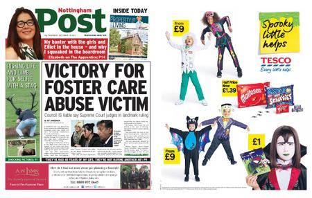 Nottingham Post – October 19, 2017