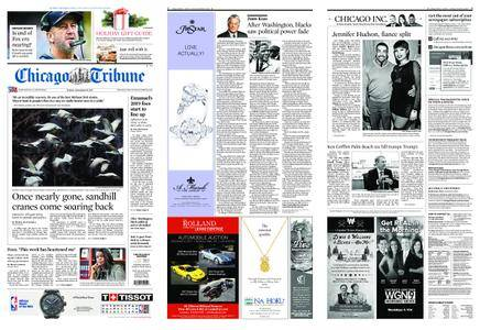 Chicago Tribune – November 19, 2017