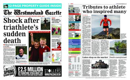 The Westmorland Gazette – May 02, 2019