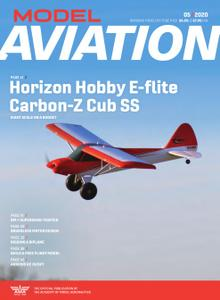 Model Aviation - May 2020