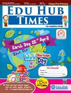 Edu Hub Times - April 2018