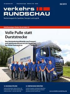 VerkehrsRundschau - 19. September 2019