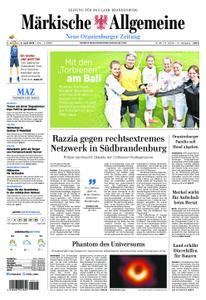 Neue Oranienburger Zeitung - 11. April 2019
