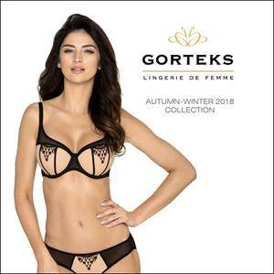 Gorteks - Lingerie Autumn Winter Collection Catalog 2018-2019