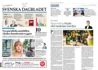 Svenska Dagbladet – 01 september 2018