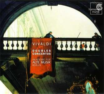 VIVALDI Double Concertos / Akademie für Alte Musik Berlin