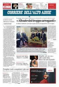 Corriere dell'Alto Adige - 13 Aprile 2018